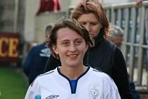 Veronika Hoferková (na snímku) už se do Švédska těší, zamává Slovácku i Zdeňka Skupinová?