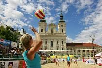 I letos nabídne Masarykovo náměstí nevšední sportovní podívanou.