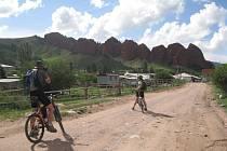 Cestovatel Martin Plevka v Uherském Hradišti popíše své cykloputování napříč Kyrgyzstánem.
