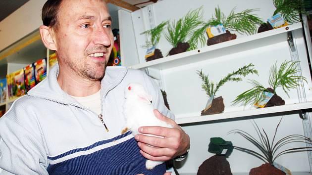 K podnikání přivedla Romana Bohdanoviče láska ke zvířatům.