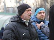 Sportovní ředitel Slovácka Stanislav Levý přivedl do klubu gruzínského útočníka.