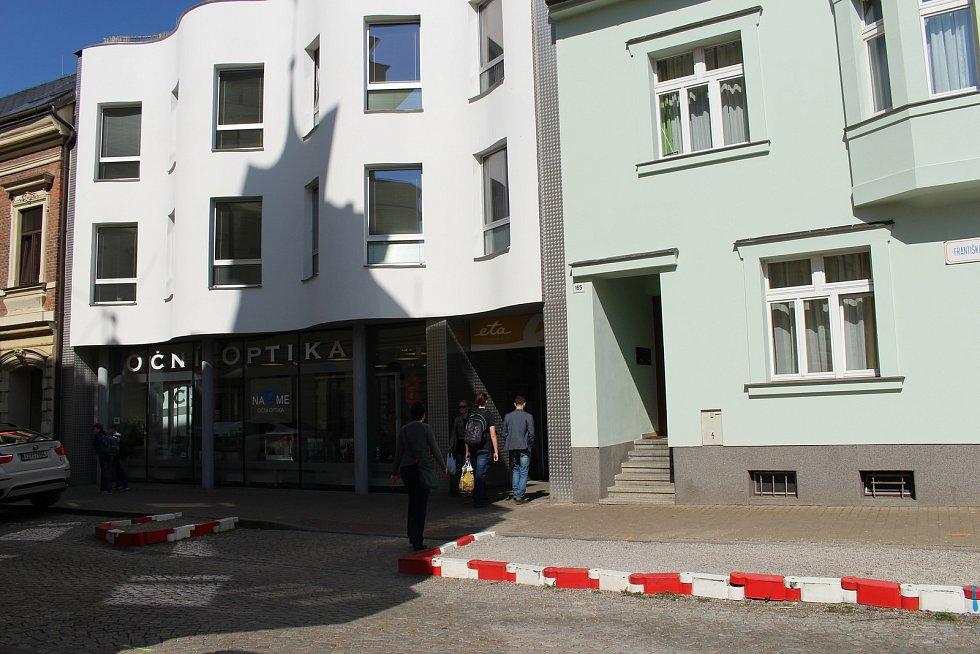 Františkánská ulice