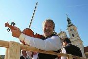 Slavnosti vína 2016 v Uherském Hradišti. Slavnostní průvod.