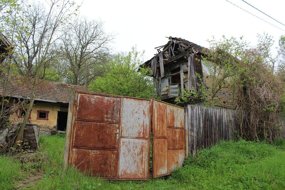 Maršov v květnu 2017, tedy půl století po osudném sesuvu půdy
