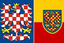 K používání vlajky vyvedené ve zlato-červené kombinaci vyzývá Moravská národní obec. Podle kritiků je ale platným symbolem bílo-červená orlice v modrém poli.