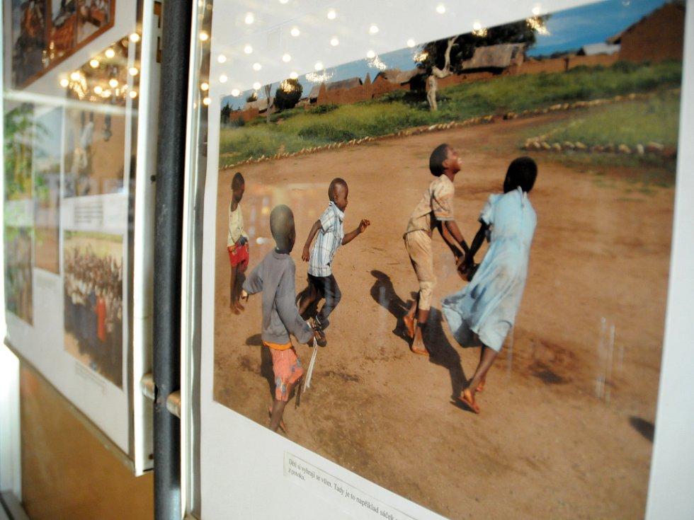 Tanzánie ve fotografii.