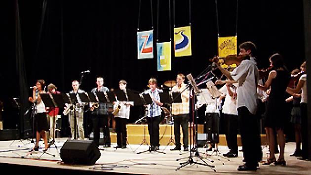 Jubileum slavil orchestr v Domě kultury.