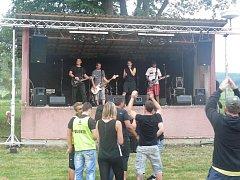 Představily se především kapely ze Slovácka.