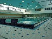 Ve výplavovém bazénu je příjemně za krásného i nevlídného počasí.