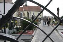 Hřbitov ve Starém Městě. Ilustrační foto.