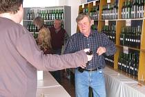V sobotu 28. března se v Domě zahrádkářů Kunovice uskutečnil košt vína