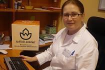 Pomoc doktorky Marečkové vyhledávají lidé s nadváhou, podvýživou, stresovými problémy a dalšími potížemi.