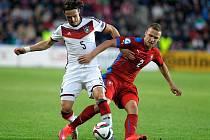 Euro U21 v Edenu: Česká republika – Německo