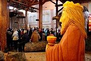 Poslední zdevíti vánočních koncertů The Gospel Family se uskutečnil vKovozoo Staré Město.