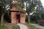 Kaplička P. Marie ve Starých Hutích se dočkala omlazení.