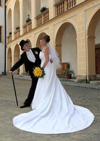 Martina a Milan Kosovi, Čekyně