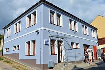 Budova Městské policie v Uherském Brodě. Ilustrační foto.