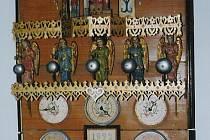 Nivnický orloj pochází počátku munilého století.