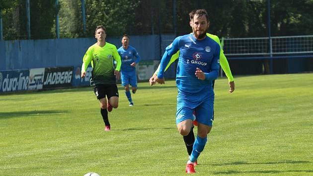 Václav Jurečka přišel do Slovácka z Opavy vlednu letošního roku.