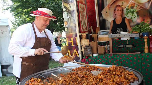 Garden Food Festival v Uherském Hradišti