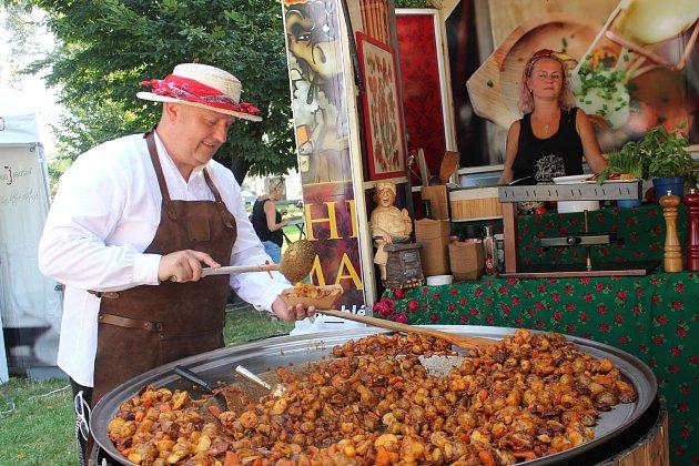 Garden Food Festival vUherském Hradišti