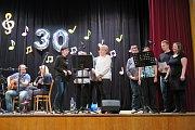 Schola Nekonečno z Dolního Němčí slavila o víkendu kulaté výročí – třicet let od svého vzniku