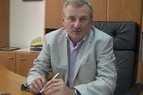 Místostarosta Uh. Hradiště Evžen Uher.