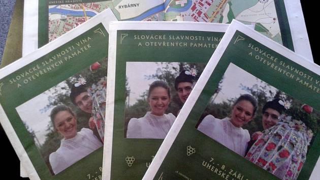 Příloha Slováckého deníku k 11. ročníku Slováckých slavností vina a otevřených památek.