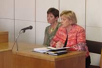 Soud v Uherském Hradišti v pátek 22. ledna rozhodoval o platnosti výpovědi bývalé učitelce Křesťanské mateřské školy v Uherském Ostrohu