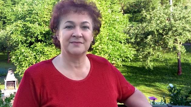 Starostka Milada Holečková.