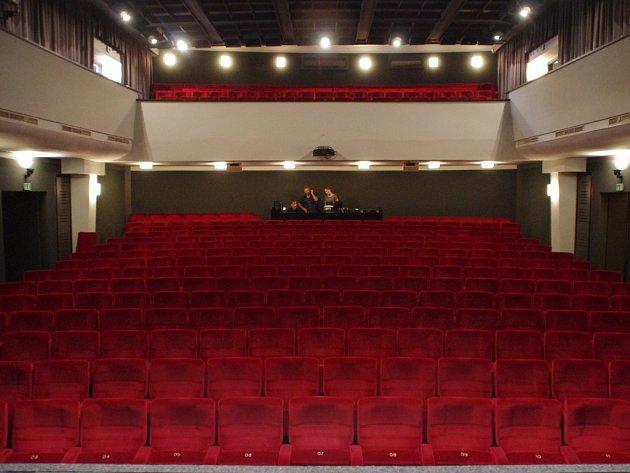 Hlediště Slováckého divadla