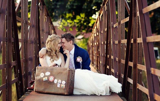 Soutěžní svatební pár číslo 69 - Daniela a Jan Krahulíkovi, Olomouc