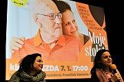 Sto minut, tak dlouhý je nový dokumentární film Theodory Remundové, nesoucí název Moje století. Režisérka v něm zaznamenala osudy 25 stoletých lidí a jedním z jeho hrdinů je 104letý primáš a spoluzakladatel Hradišťanu František Hamada.
