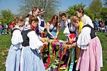 Na své si přišli vrámci zahájení pastevecké sezony na Rochusu děti i dospělí.