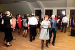 Myslivci zVelehradu a Modré uspořádali vsobotu svůj vyhlášený ples. Už osmnáctý.