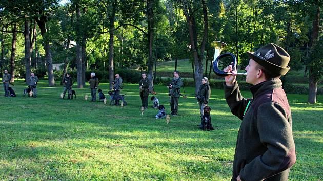 Všestranné zkoušky kontinentálních ohařů na Slovácku