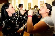 Košt vína v Tupesích
