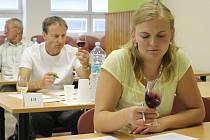 Odborná porota hodnotila v úterý 5. srpna v Uherském Hradišti Top vína Slovácka.