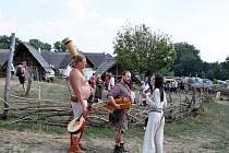 Historický festival se konal na Modré už podesáté.