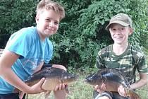 Při závodech na Ordějově chytil jeden z rybářů 37 ryb