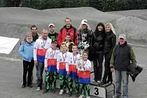 Výprava Tufír teamu v Klatovech slavila titul mistrů České republiky.
