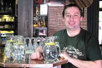 Voda zdarma v restauraci, tzv. kohoutková. Ilustrační foto.
