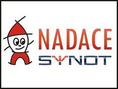 Logo Nadace Synot.