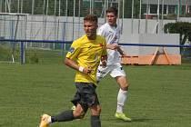 Dvacetiletý fotbalista Ondřej Hapal odešel z Olomouce na hostování do Kroměříže.