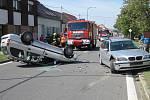 Nehoda v Uherském Ostrohu. 12. září 2021
