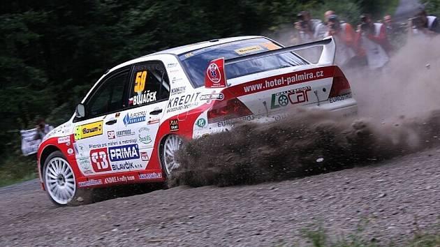 Martin Bujáček má za sebou úspěšnou sezonu. Chyběl pouze při posledním závodě ve Vsetíně.