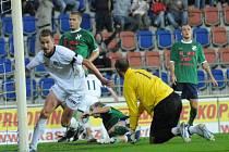 1. FC Slovácko proti HFK Olomouc