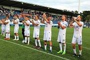 3. kolo HET ligy: 1. FC Slovácko - Baník Ostrava 5:2 (4:2)