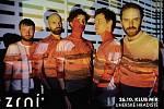 Přesně v den vydání svého EP s názvem Spící, v pátek 26. října, se kapela Zrní (na snímku) zastaví na svém turné také v Klubu Mír v Uherském Hradišti.