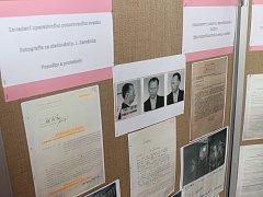 Ukázky výuky, spoustu aktivit pro děti chystající se na svůj první školní ročník, ale především představení dokumentu o Janu Zemánkovi nabídli návštěvníkům Základní školy Mariánské náměstí žáci na dnu otevřených dveří.